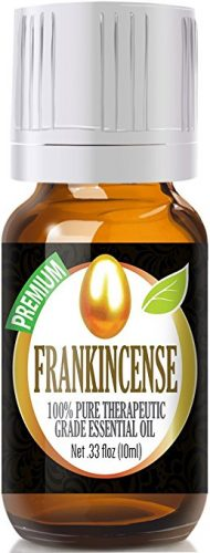 Bottle of Frankincense Essential Oil
