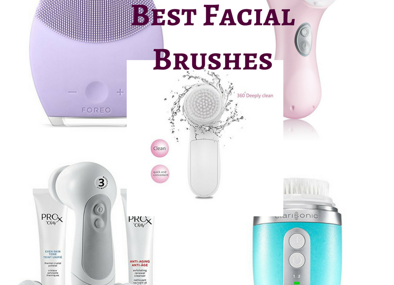 Best Facial Brushes 2018 Reviews and Comparison