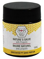 Nature's Salve ointment with bee propolis
