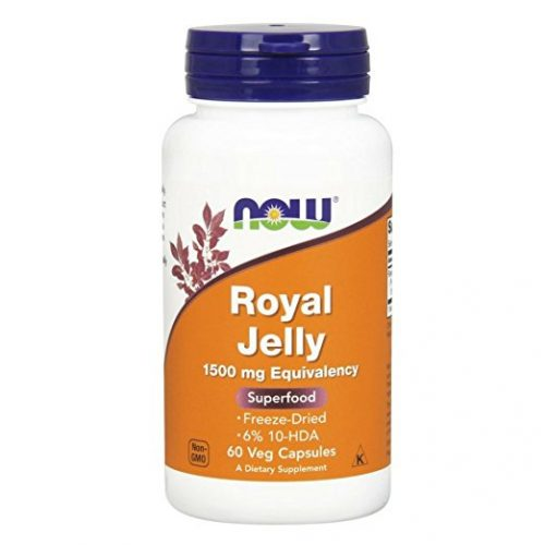NOW Royal Jelly Supplement