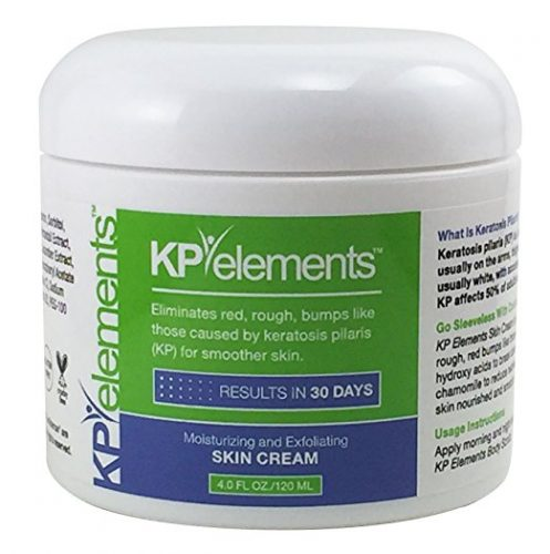 Keratosis Pilaris Cream from KP Elements
