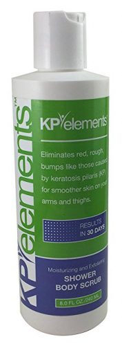 Keratosis Pilaris Scrub from KP Elements