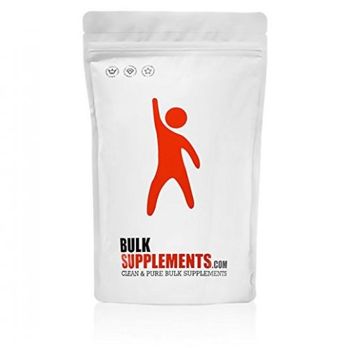 Bag of royal jelly powder from Bulk Supplements